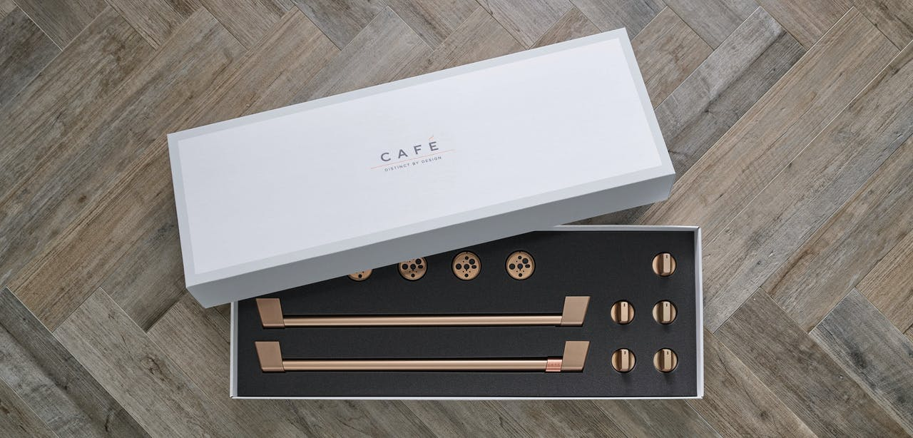 Cafe custom hardware kit
