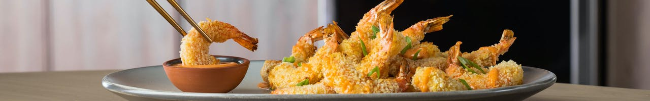 Spicy Air Fried Shrimp