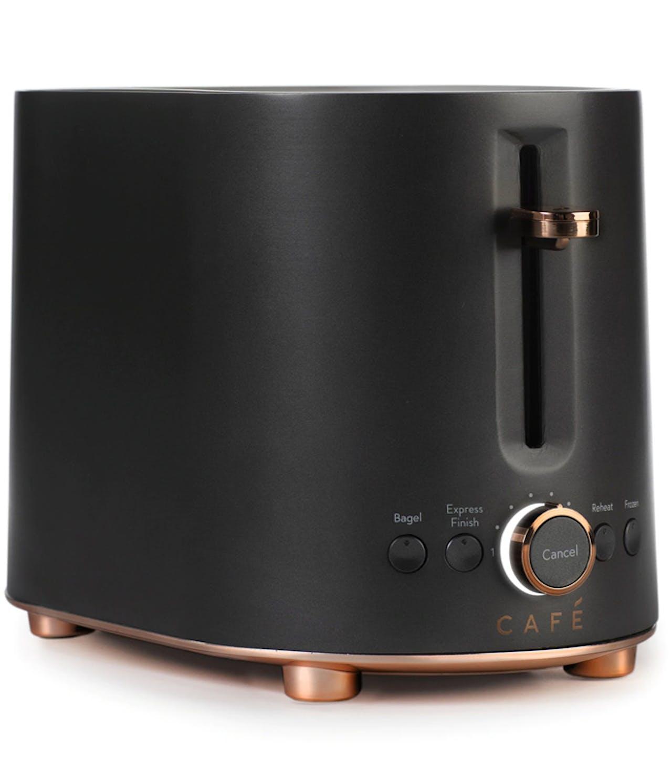 Matte Black Toaster