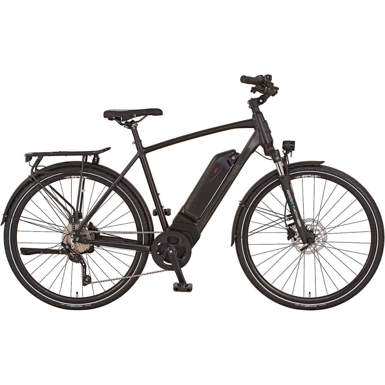 """Prophete E-Bike Herren Trekking-Fahrrad 28"""" Entdecker 20.ETT.30"""