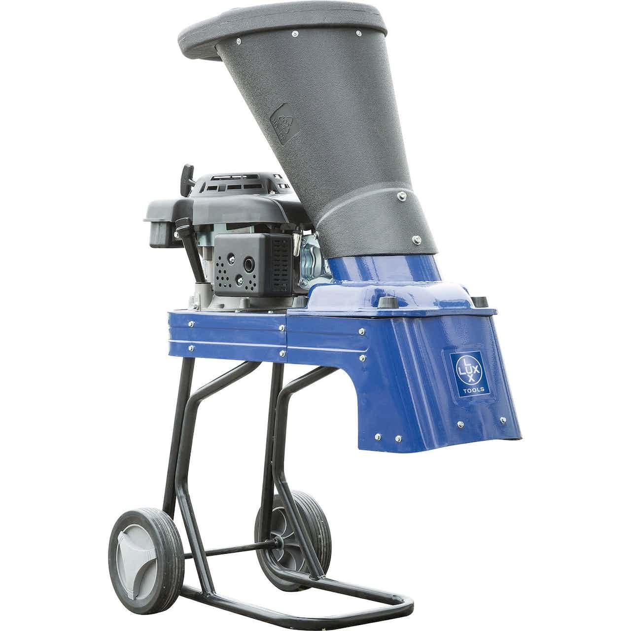 LUX Benzin-Messerhäcksler B-H-159 A