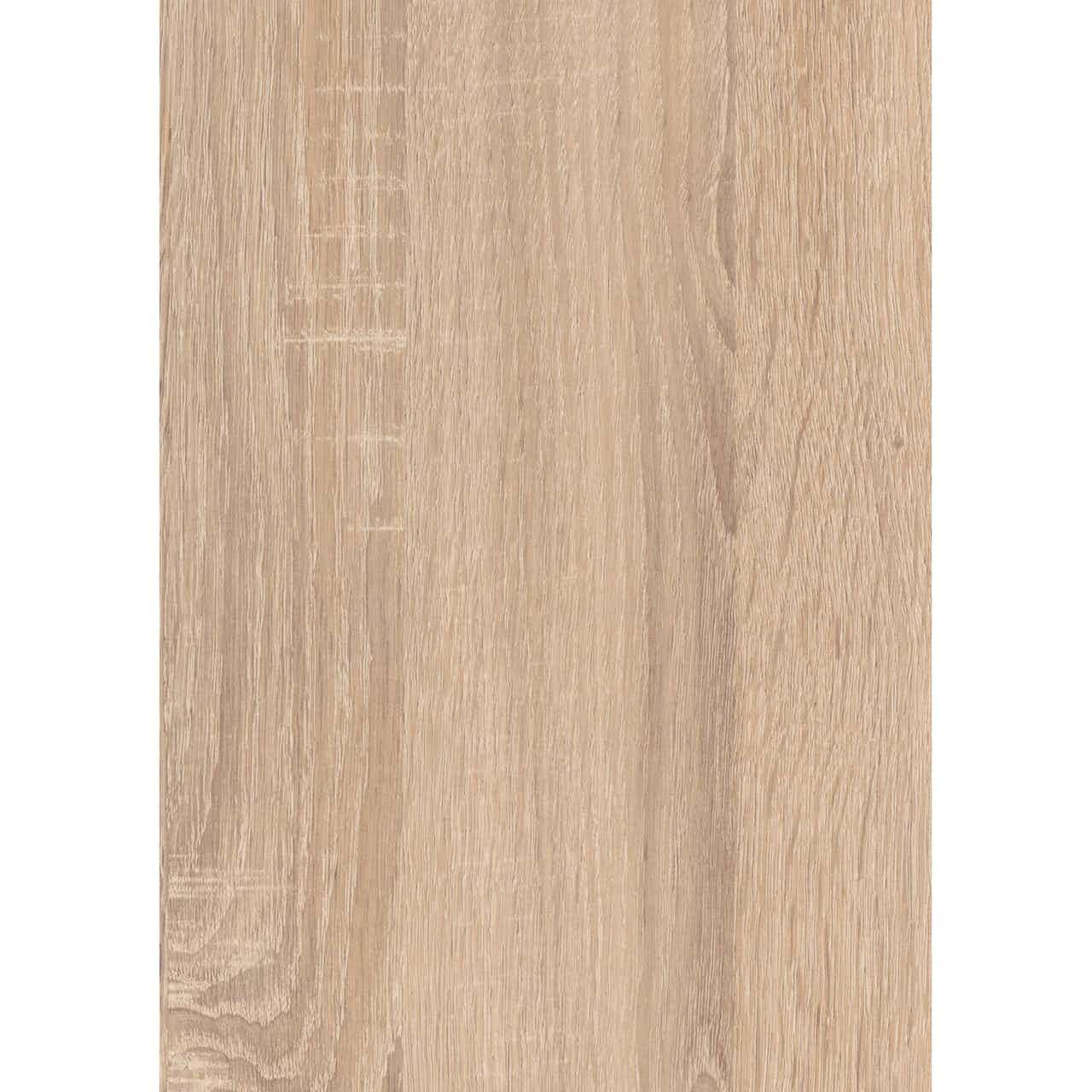 CPL-Arbeitsplatte 280 cm x 60 cm x 2,8 cm Sonoma Eiche