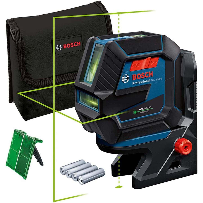 Bosch Professional Kreuzlinienlaser  GCL 2-50 G