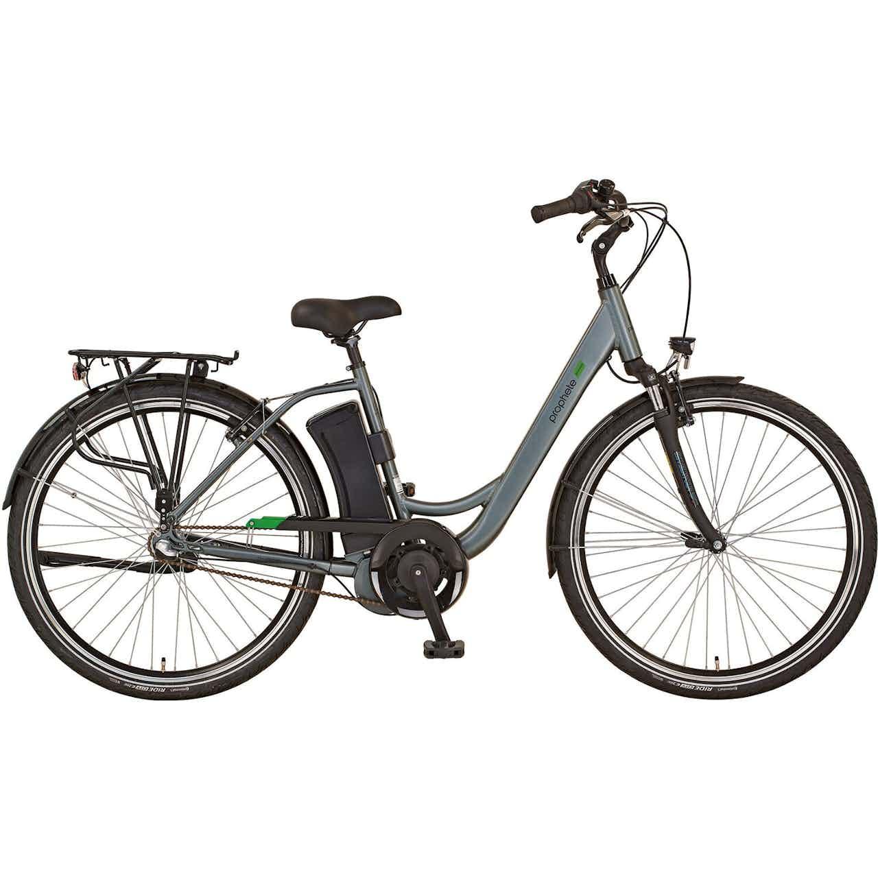 "Prophete E-Bike Unisex City-Fahrrad 28"" Genießer 20.EMC.20"