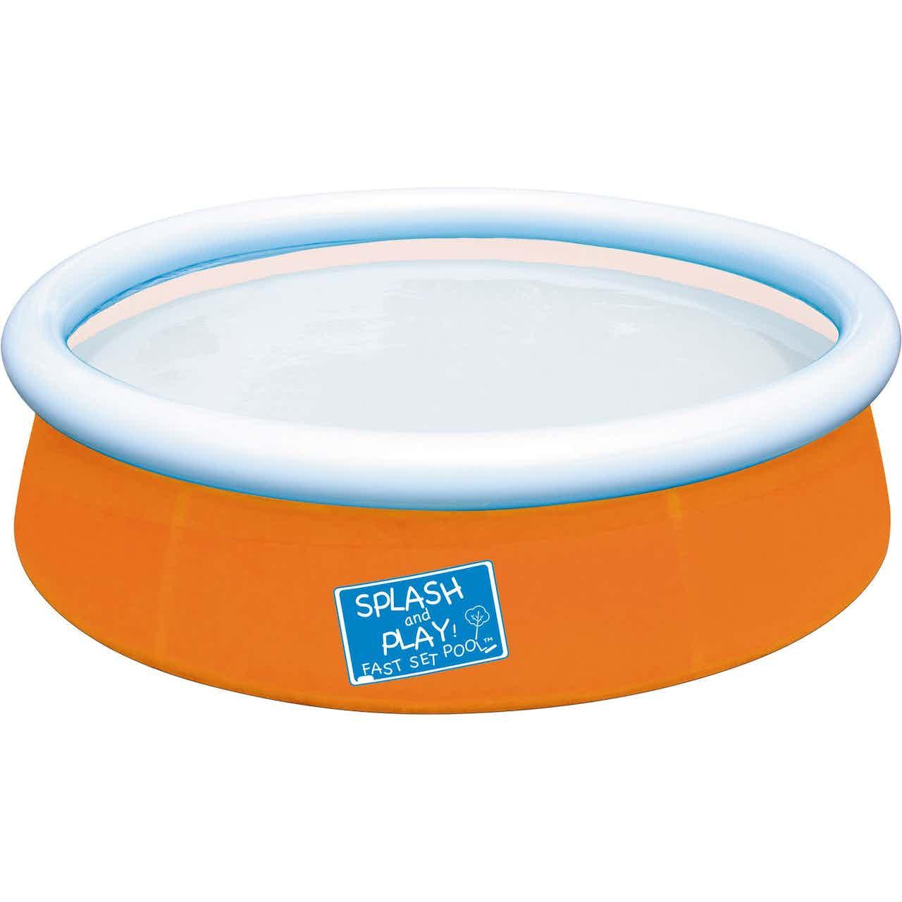 Bestway Kinderpool My First Fast Set Pool Ø 152 cm x 38 cm in versch. Farben