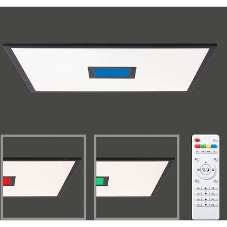 LED-Deckenleuchte Agneta 40 W 60 cm x 60 cm