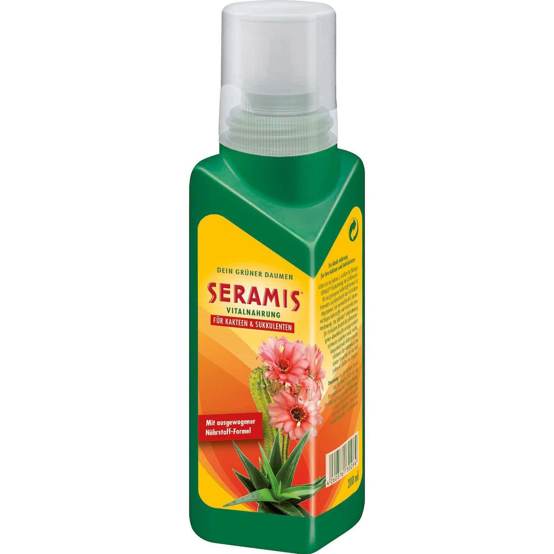 Seramis Vitalnahrung für Kakteen und Sukkulenten 200 ml