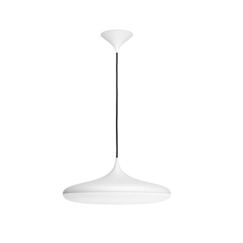 Philips Hue White Ambiance LED-Pendelleuchte Cher Weiß 3000lm Dimmschalter
