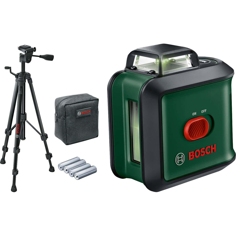 Bosch 360° Kombilaser UniversalLevel 360 Set
