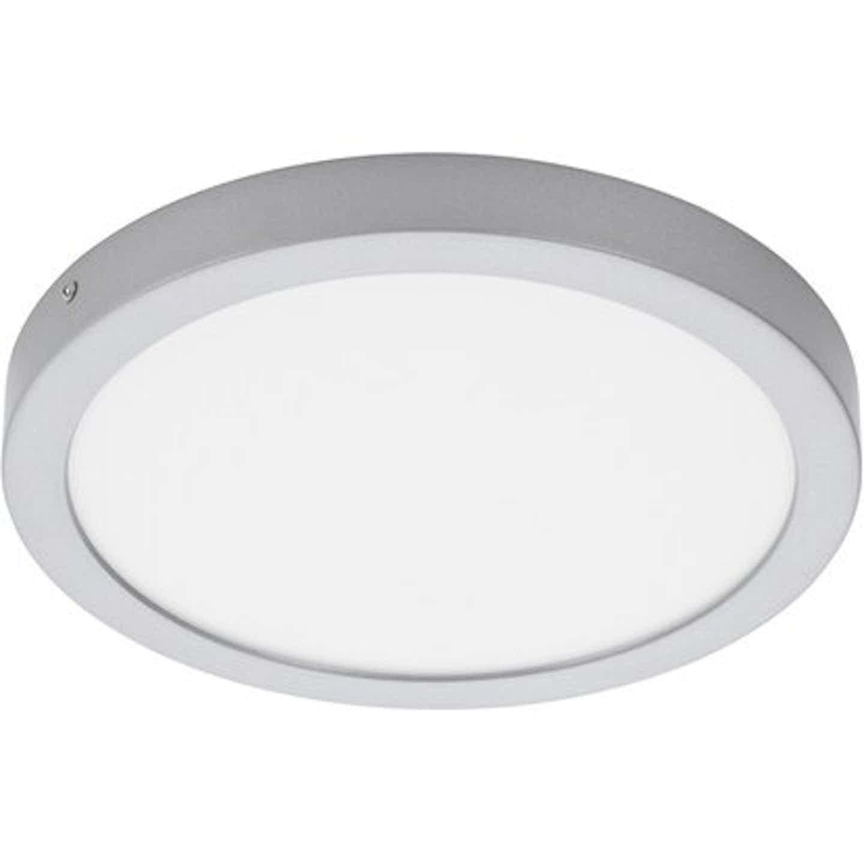 Briloner LED-Decken-& Wandlampe Fire Chrom Matt 21 W Ø 30 cm Warmweiß EEK: A-A++
