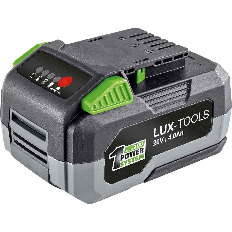 LUX 20 V Li-Ion Akku 1 PowerSystem 4 Ah
