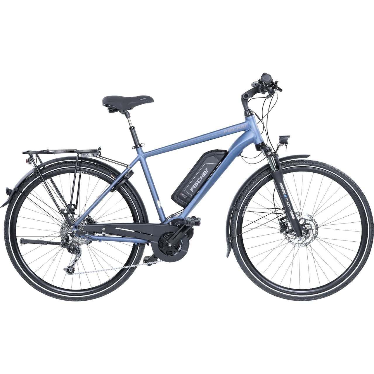 "Fischer E-Bike Herren Trekking-Fahrrad 28"" ETH 1820-S1"