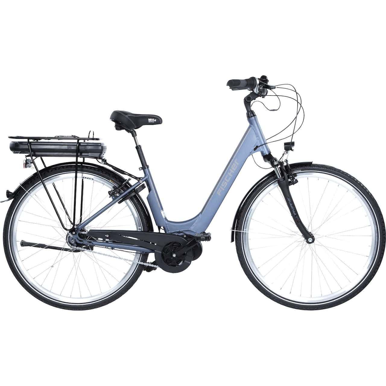 "Fischer E-Bike Damen City-Fahrrad Tiefeinsteiger 28"" Cita 2.0-S1"