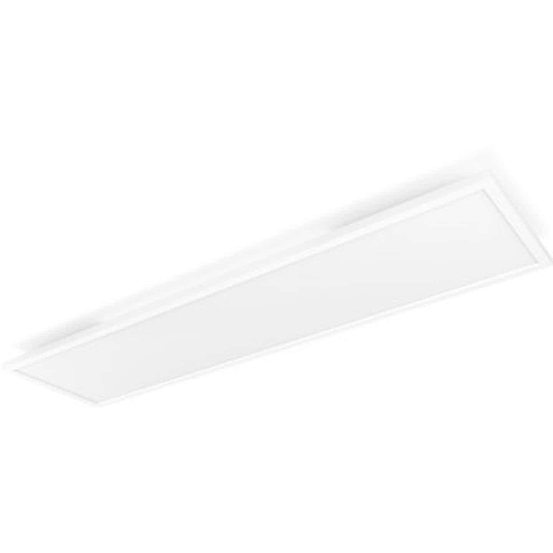 Philips Hue White Ambiance LED-Panel Aurelle 4,6 x 120 x 30 cm Weiß 4200lm