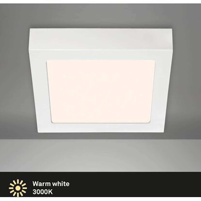 Briloner LED-Decken-& Wandlampe Fire Weiß EEK: A-A++