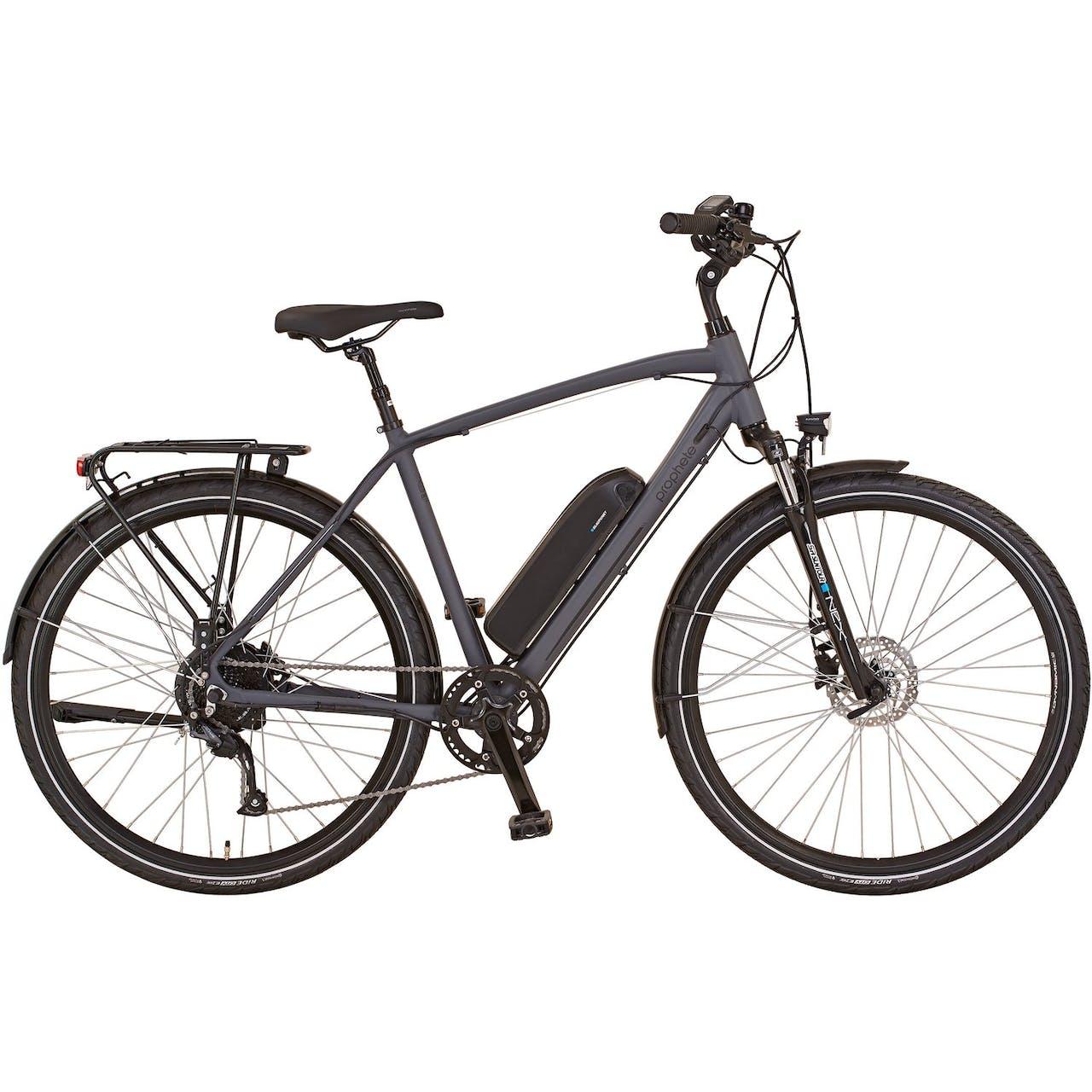 "Prophete E-Bike Herren Trekking-Fahrrad 28"" Entdecker 20.EST.10"