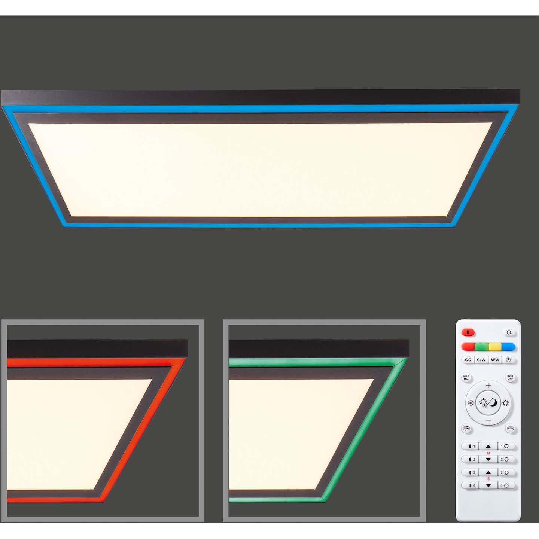 LED-Deckenleuchte Adirane 60 cm x 60 cm
