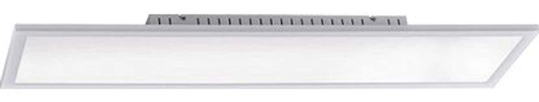 LED-Deckenleuchte 100 cm x 25 cm Weiß dimmbar EEK: A+