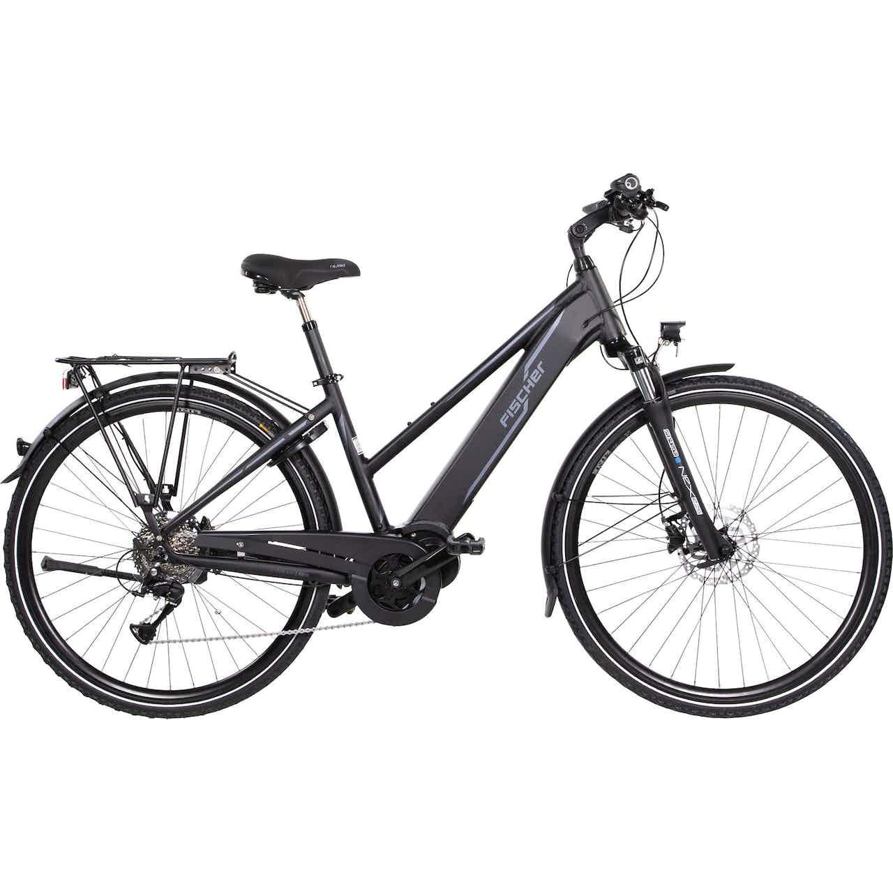 """Fischer E-Bike Damen Trekking-Fahrrad 28"""" Viator 4.0i-S1"""
