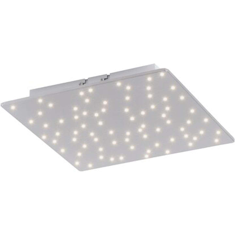 LED-Deckenleuchte Sparkle Sternenhimmel 30 cm x 30 cm, 2700 - 5000 K