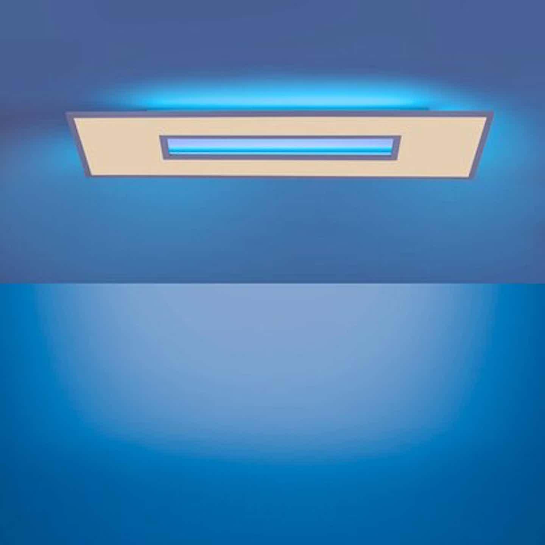 LED-Deckenleuchte Recess 100 x 29,5 cm, 2700-5000 K, RGB
