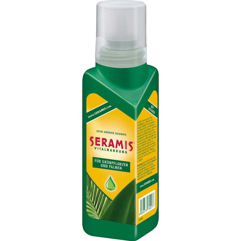 Seramis Vitalnahrung für Grünpflanzen und Palmen 200 ml