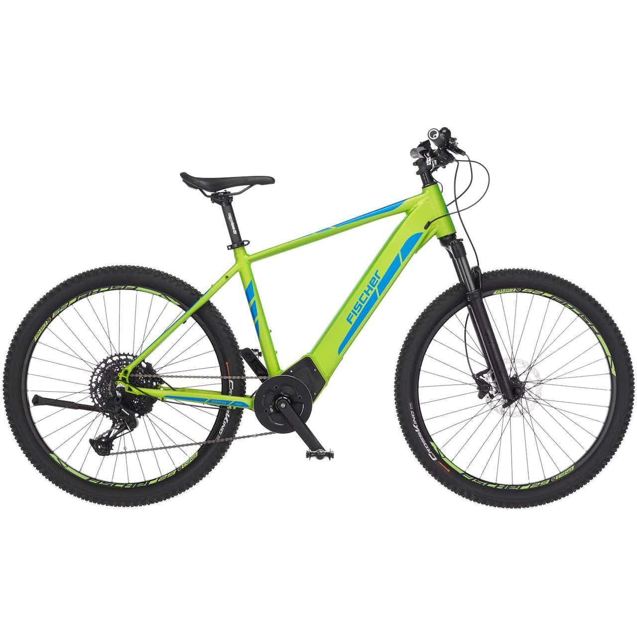"""Fischer E-Bike MTB 29"""" Montis 6.0i-S1"""