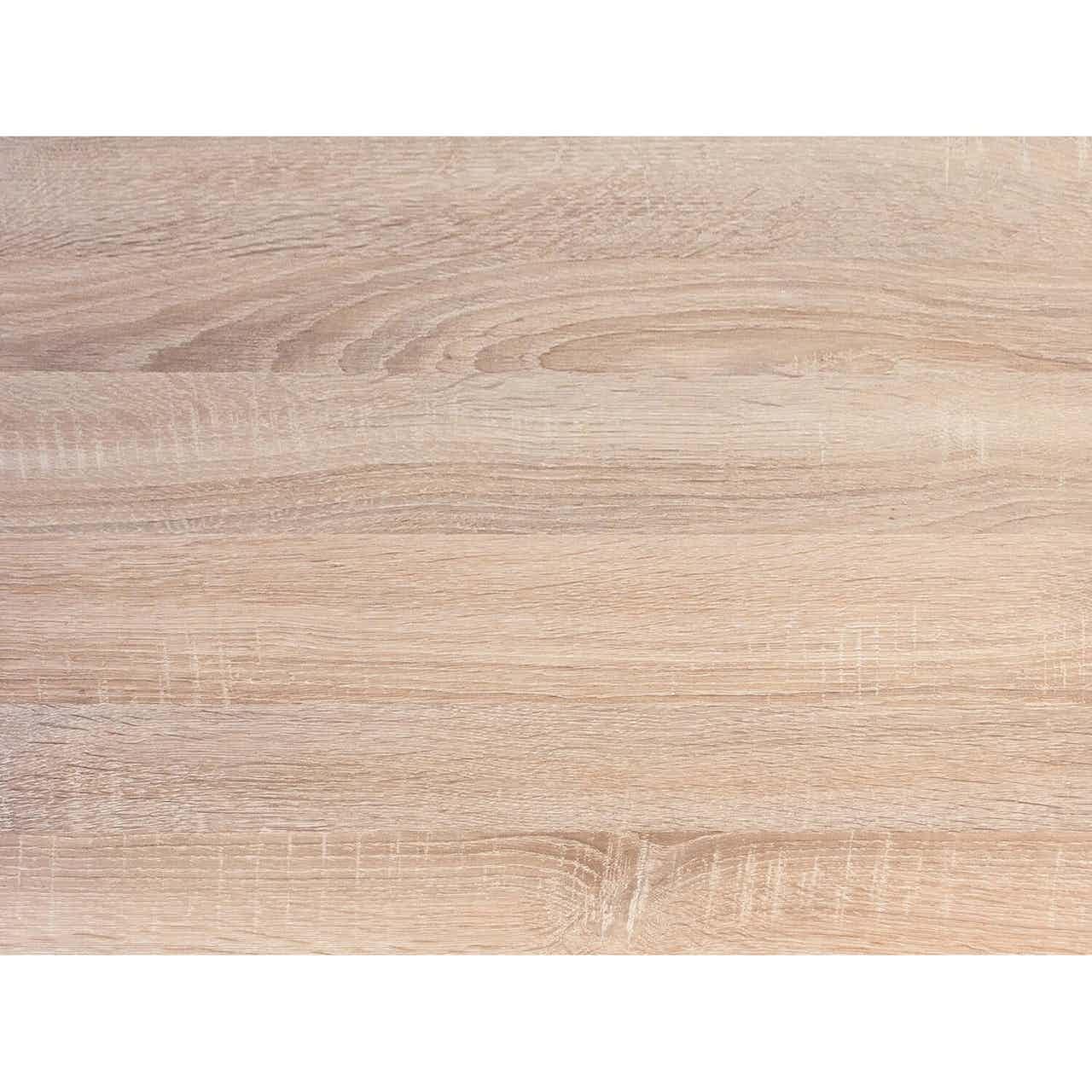 Flex-Well Arbeitsplatte 210 x 60 x 3,8 cm Sonoma Eiche
