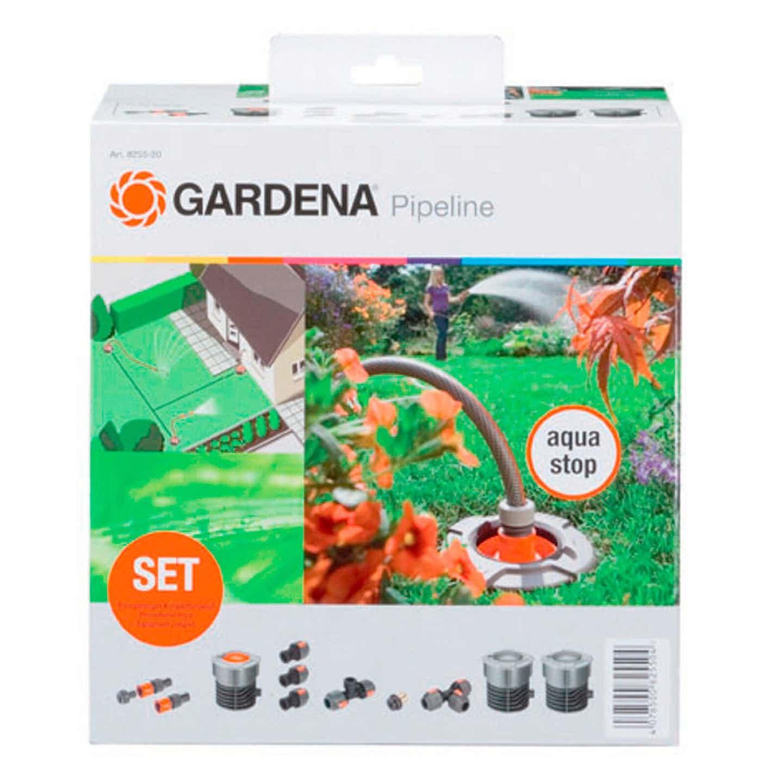 Gardena Start-Set für Garten-Pipeline zur Wasserentnahme