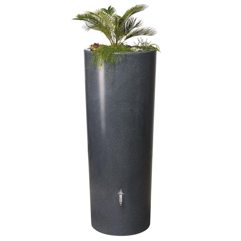 Garantia Regenwasser-Behälter Stone 2in1 350 l Lava