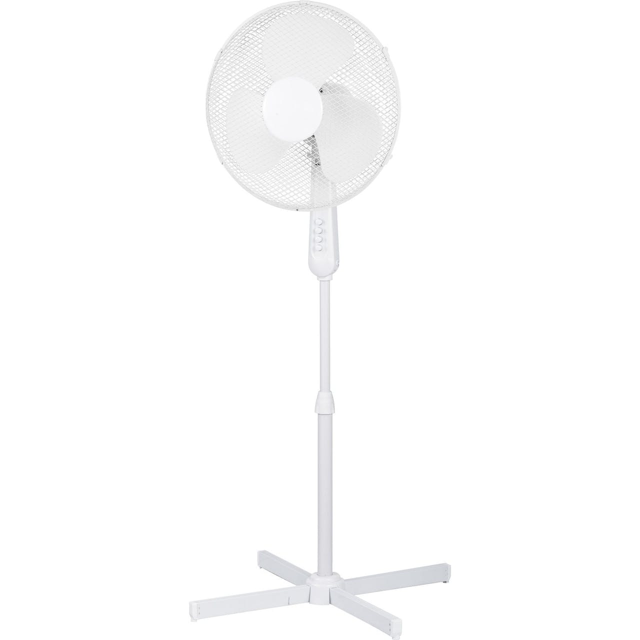 CMI Standventilator Weiß Ø 40 cm