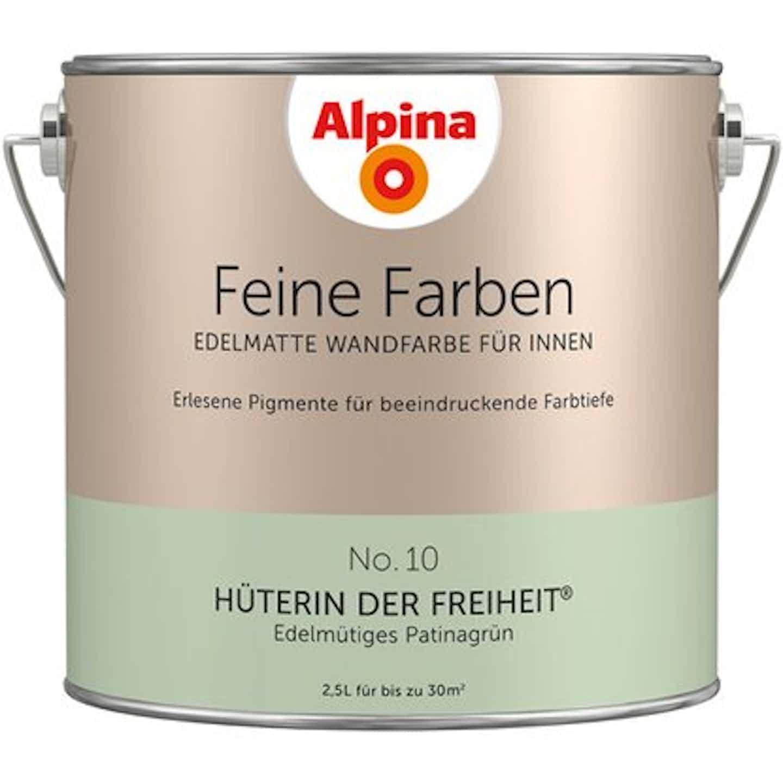 Alpina Feine Farben No. 10 Hüterin der Freiheit edelmatt 2,5 Liter