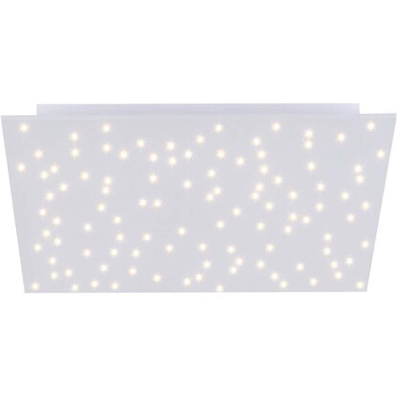 LED-Deckenleuchte Sternenhimmel Sparkle 45 x 45 cm