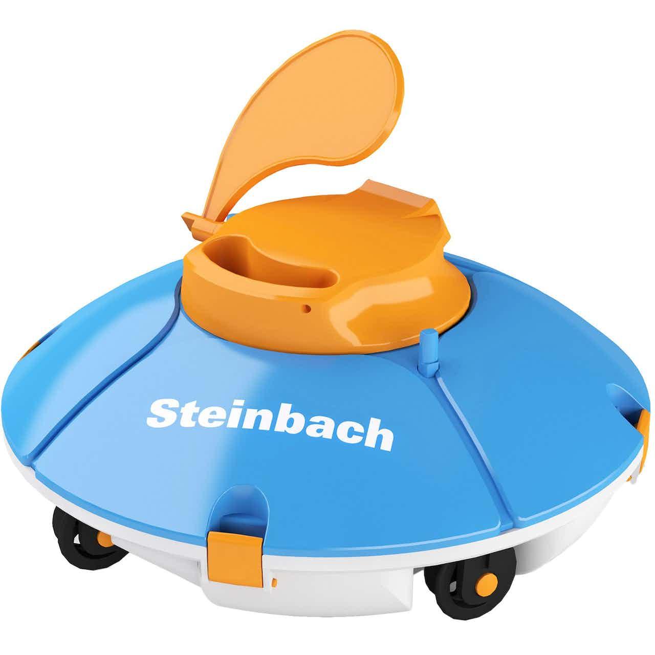 Steinbach Poolsauger Runner Akku Basic Kunststoff 33 x 33 x 16 cm