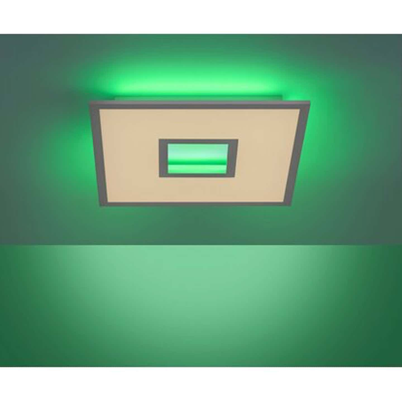 LED-Deckenleuchte Recess 45 x 45 cm, 2700-5000 K, RGB