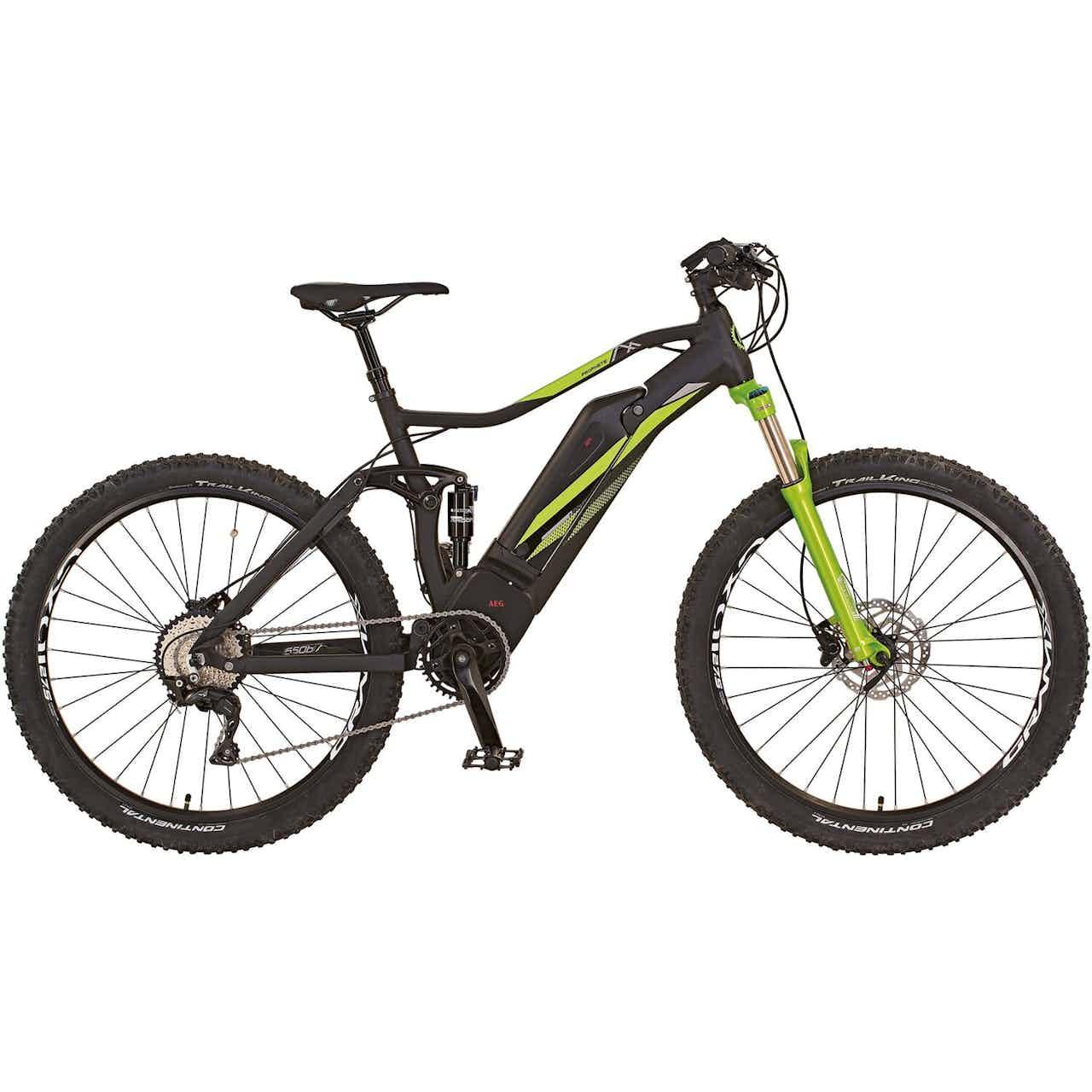 """Prophete E-Bike Unisex Alu-MTB 27,5"""" Graveler Fully 20.ETM.20"""