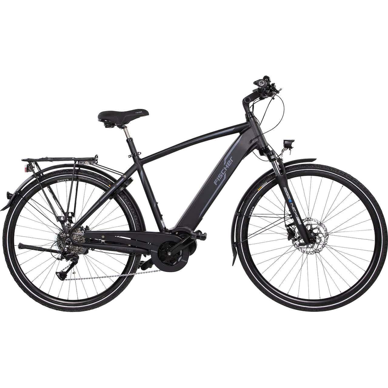 """Fischer E-Bike Herren Trekking-Fahrrad 28"""" Viator 4.0i-S1"""