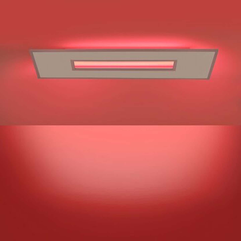 LED-Deckenleuchte Recess 120 x 40 cm, 2700-5000 K, RGB