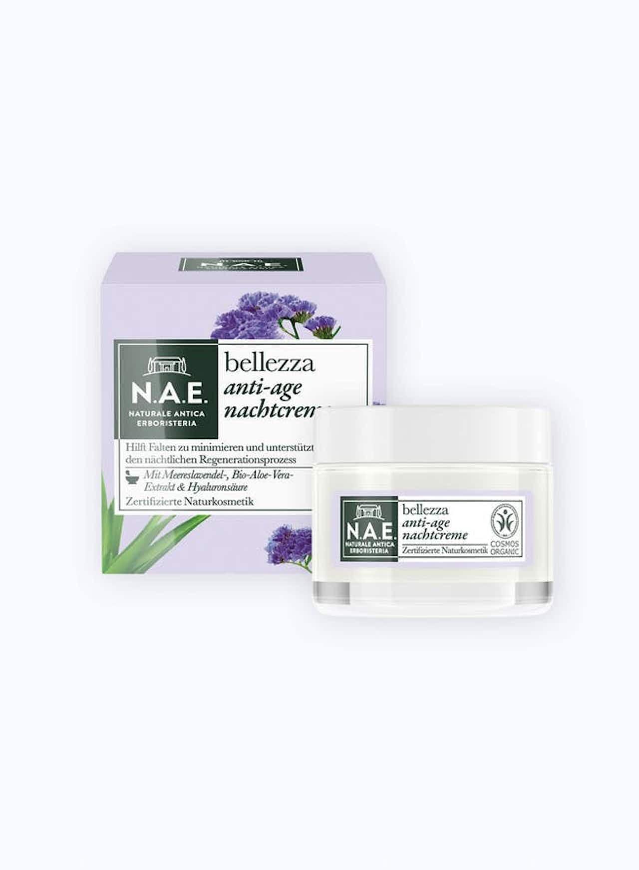bellezza anti-age nachtcreme | anti-age night cream