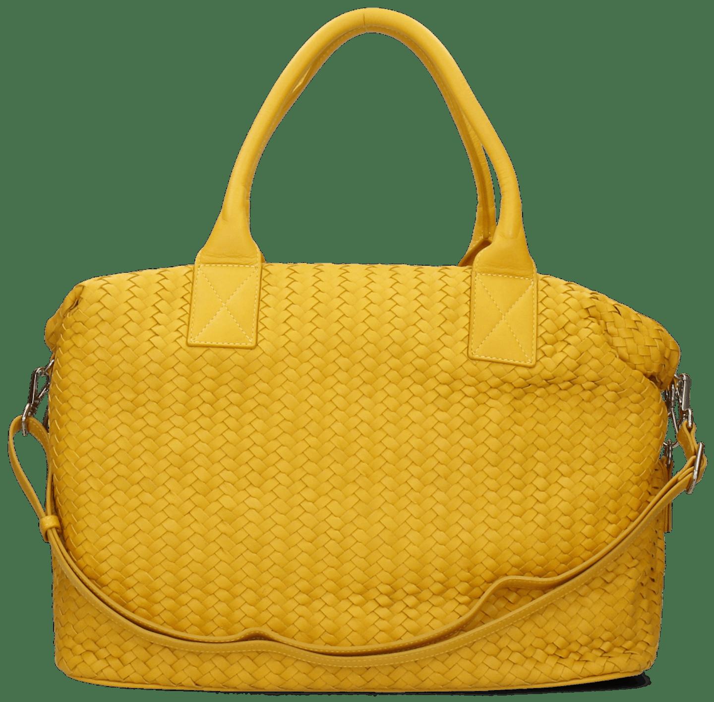 Kimberly 2 Woven Yellow
