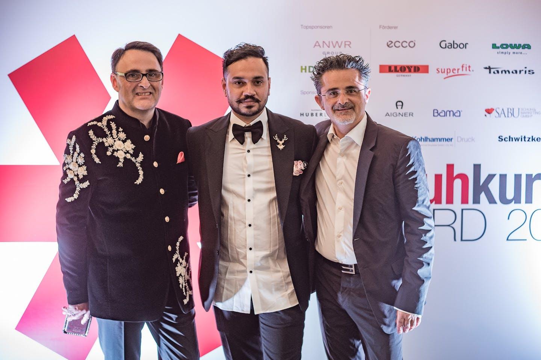 Melvin & Hamilton otrzymuje nagrodę Schuhkurier jako Najlepszy Producent w Niemczech