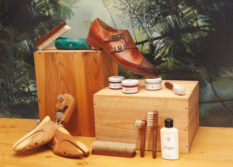 Produkty do pielęgnacji butów Melvin & Hamilton