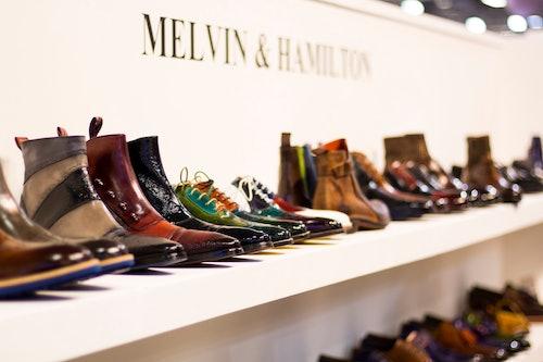Męskie bestsellery rodziny butów Melvin & Hamilton