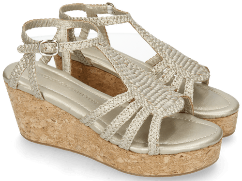 Damskie sandały Hanna 55  Melvin & Hamilton