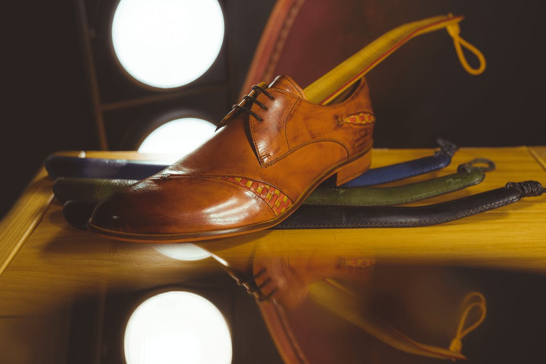 Produits d'entretien - chausse-pieds de Melvin & Hamilton