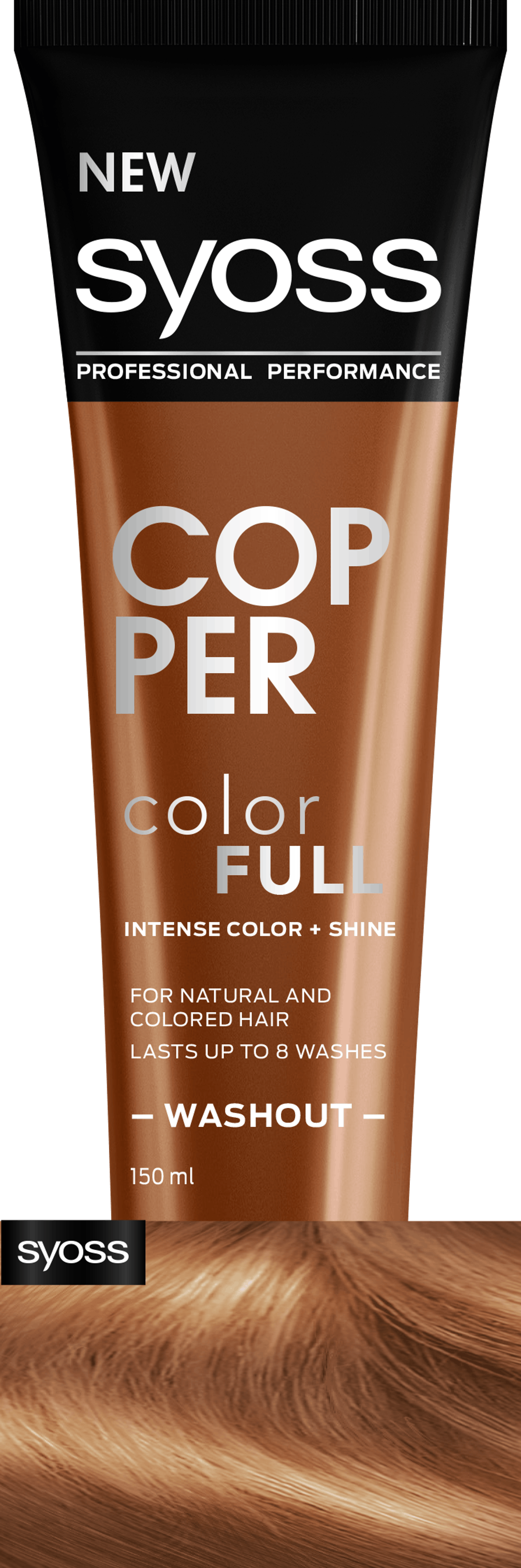 Syoss Copper Color Full