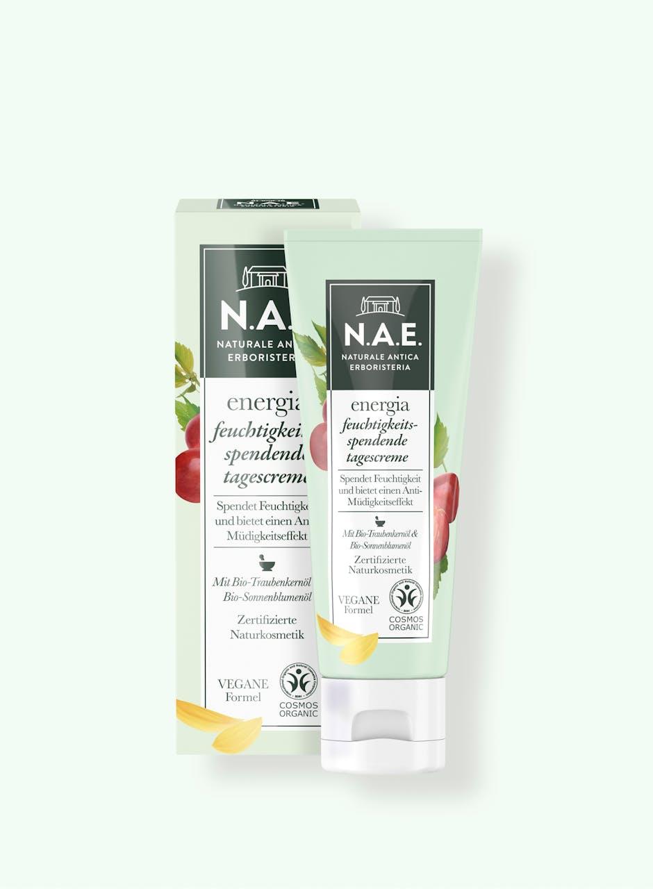 energia feuchtigkeitsspendende tagescreme | moisturizing day cream