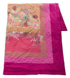"""Plaid """"Amarilla"""" in der Farbe Rosa/Fuchsia"""