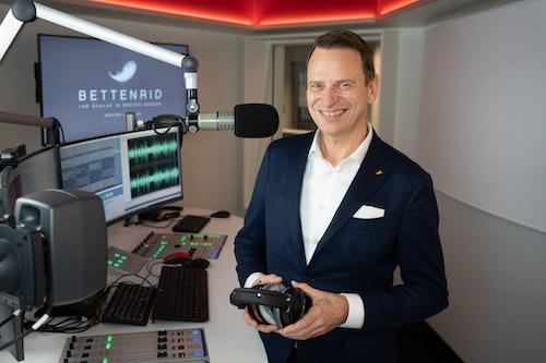 Robert Waloßek, Geschäftsführer Bettenrid
