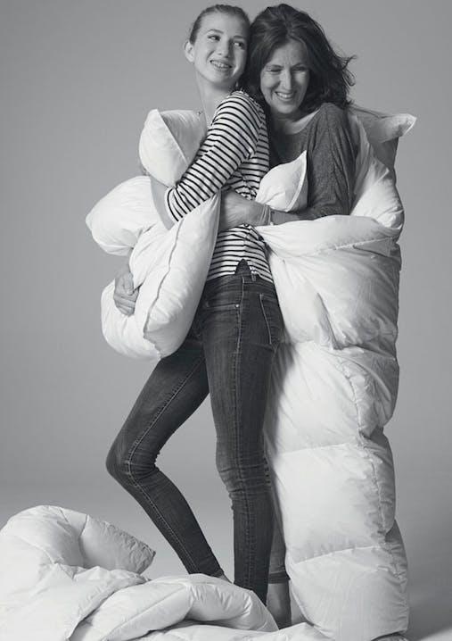 Bettdecke für Frierer